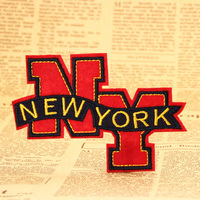 New York Custom Patches