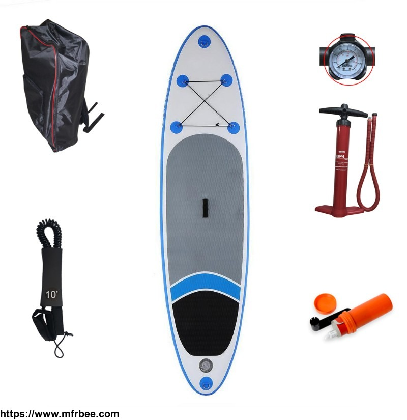 10_foot_long_inflatable_paddle_board_designed_for_a_stable_balanced_ride