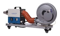 Industrial Electrothermal Generator Hot Blower - Mfrbee com