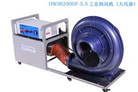 Electric hot air drying equipment  High power industrial hot air blower