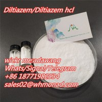 Diltiazem/Diltiazem hcl powder  cas 42399-41-7 from china factory