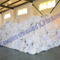 2MT PP Woven FIBC Sling Bag for Cement