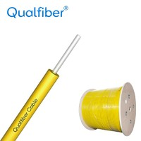 0.6/0.9mm LSZH/ PVC/ NylonTight Buffer Fiber (GJFJV)