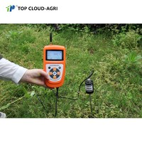 Portable LCD Soil Temperature Meter