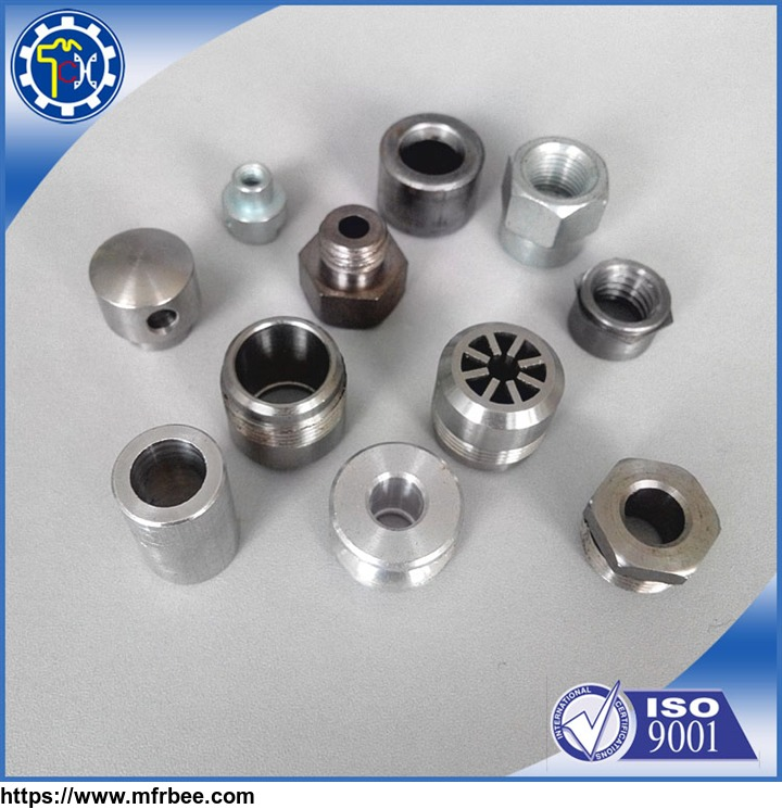 Chinese Manufacturer CNC Maching Parts with DIY Metal Nuts & Bolt