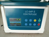 LCD display PRP centrifuge LC - 04P - S platelet rich plasma