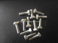 stainless 310H UNS S31009 bolt nut washer fasteners gasket stud screw hardwares