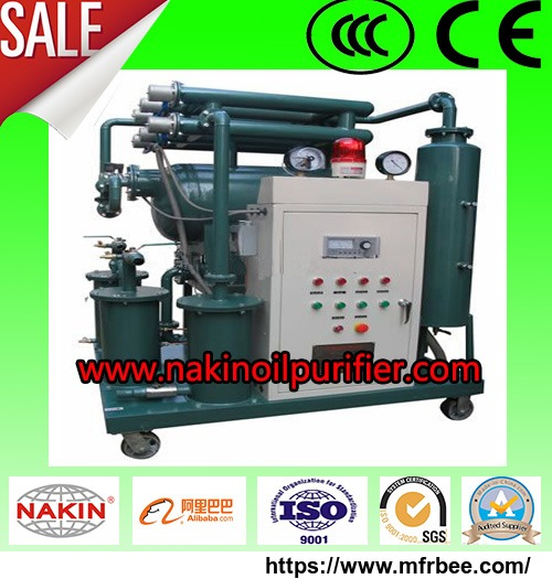 ZY Single stage vacuum insulating oil purifier
