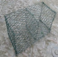 gabion baskets suppliers, hexagonal gabion mesh, 2x1x1m gabion cage