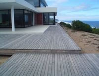 Decking and external structural timber