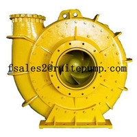 China Heavy Duty Standard Dredging Pump