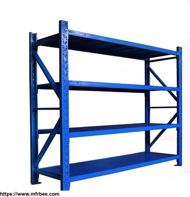 big steel flat rack cable system shelf for sale
