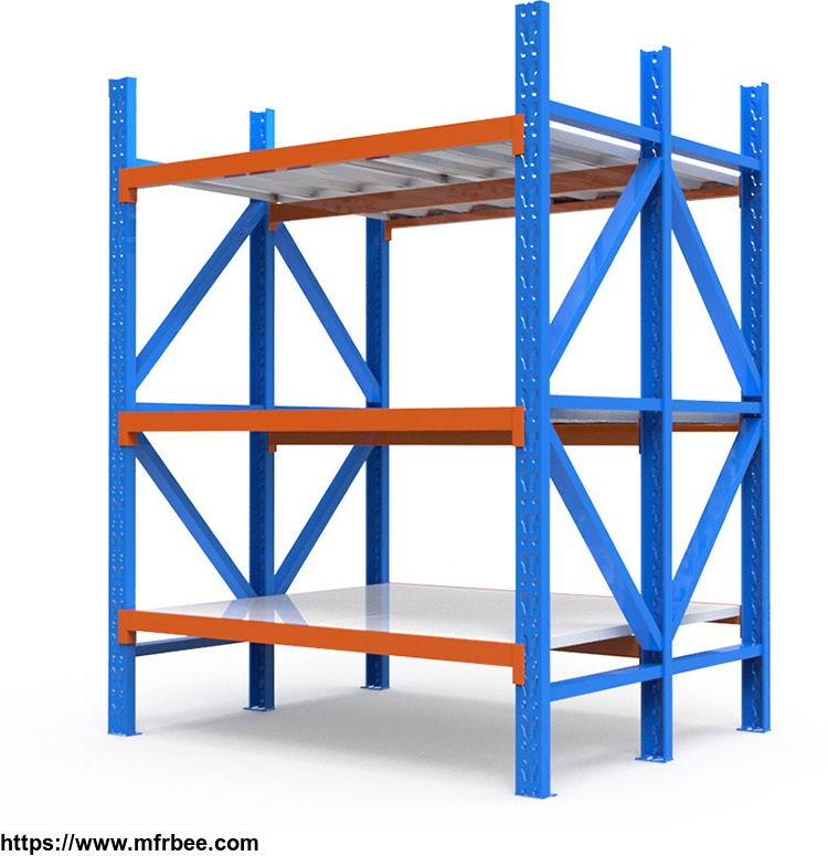 cheap_price_metal_wood_shelving_storage_shelf_for_sale