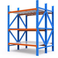 more images of cheap price metal wood shelving storage shelf for sale