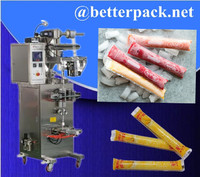 BT-60BY Automatic Popsicle ice pop jelly stick liquid packing machine