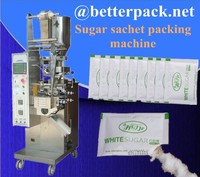 BT-40K automatic sugar sachet packing machine, sugar form fill seal machine