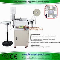 Automatic Ultrasound Label Roll To Sheet Cutting Machine