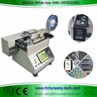 Ultra-high-speed Hot & Cold Color Trace Position Label Cutting Machine