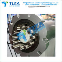 Hi-tech Screw Barrel Extrusion Plastic Rubber Production Machine Key Part