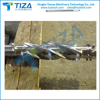 2017 Tizatech Screw Barrel for Plastic Production Machine