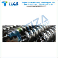Screw barrel manufactoure for plastic machinery from china