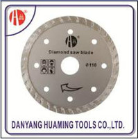 more images of HM-22 Diamond Saw Blade Sintered Turbo