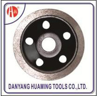 "HM-52 3""/80mm Diamond Cup Wheel"