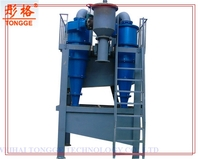 cyclone cluster and Mining Separator Machine