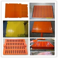 Polyurethane Vibrating screen plate