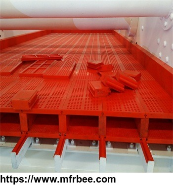 good_quality_polyurethane_material_reciprocating_sieve_plate