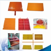 good quality polyurethane screen aperture made in China