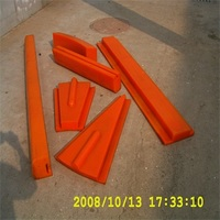 customized polyurethane pu spare parts product