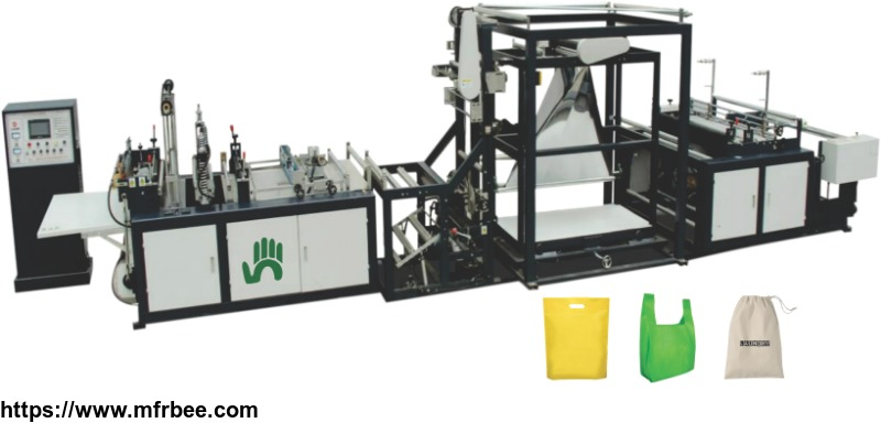 Automatic Cotton Bag and non woven bag making machine | 9500617638