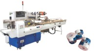 Full Automatic Toilet Paper Roll Packing Machine (DC-TP-PM1)