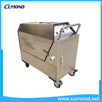 380V/3P/50HZ 12KW high pressure electric mobile steam cleaning machine ,CW-ES12