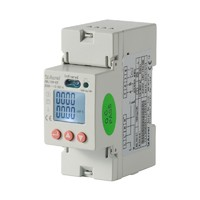 ADL100-ET single phase din rail KWH Watt hour energy meter LCD 10(60)A 230V 45~65HZ