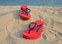 just married flip flops manufacturers