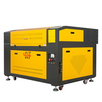 more images of FST-9060 Laser Cutting Machine