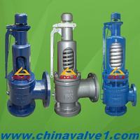 Spring loaded Safety Valve with stainless steel,cast,wcb,bronze material