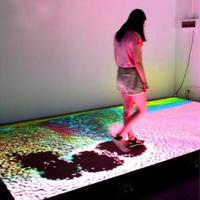 Highr esolution Interactive Dance floor/ Panel floor