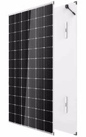 high efficiency 340w monocrystalline double glass solar panel