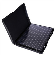 100w monocrystalline foldable portable solar panle for camp and outdoors
