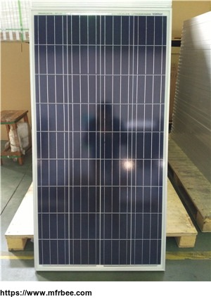 150w_poly_solar_panel_module_for_home_use