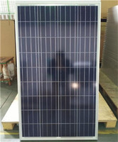 100w polycrystalline photovoltaic solar panel for solar street light