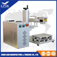 mini portable small carbon steel stainless steel fiber laser marking machine