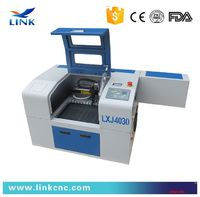 acrylic/ wood/ rubber/ glass/plastic /stone/granite laser engraving machine