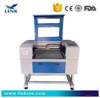 desktop glass laser tube CO2 cnc laser engraving machine price