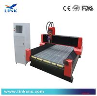 stone granite 3d 1325 1300*2500mm one/two spindle engraving cnc router