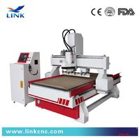 automatic 8 tools wood design MDF cnc engraving machine manufacturer