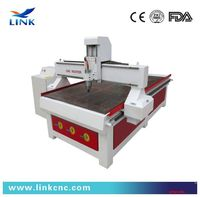 stepper motor servo motor HSD spindle china spindle wood carving cnc router machine price